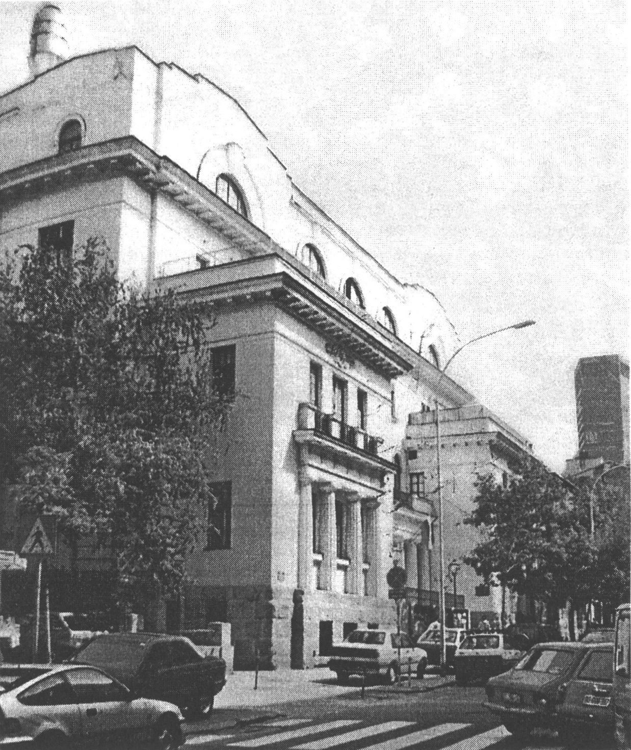 Белград. Русский дом. Архитектор В.Ф. Баумгартен. Belgrade. Russian House. Architect V.F. Baumgarten