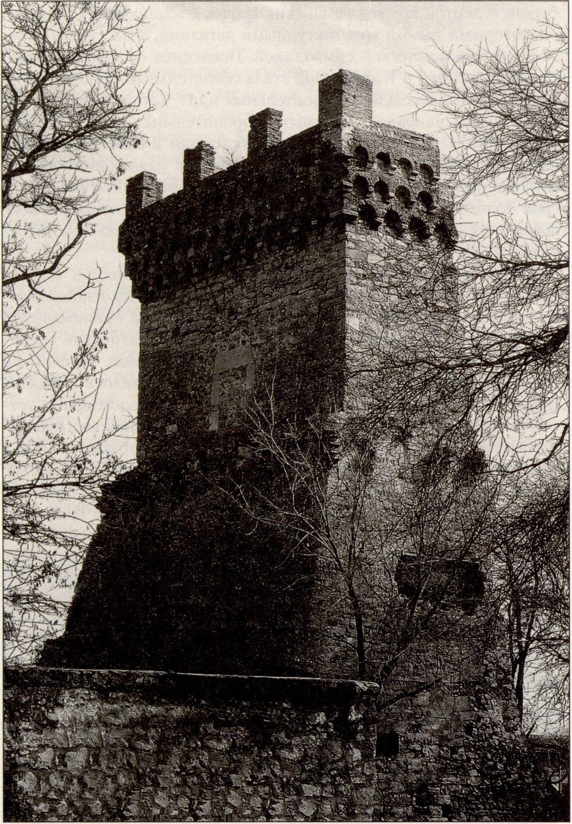 схема создания осадной башни