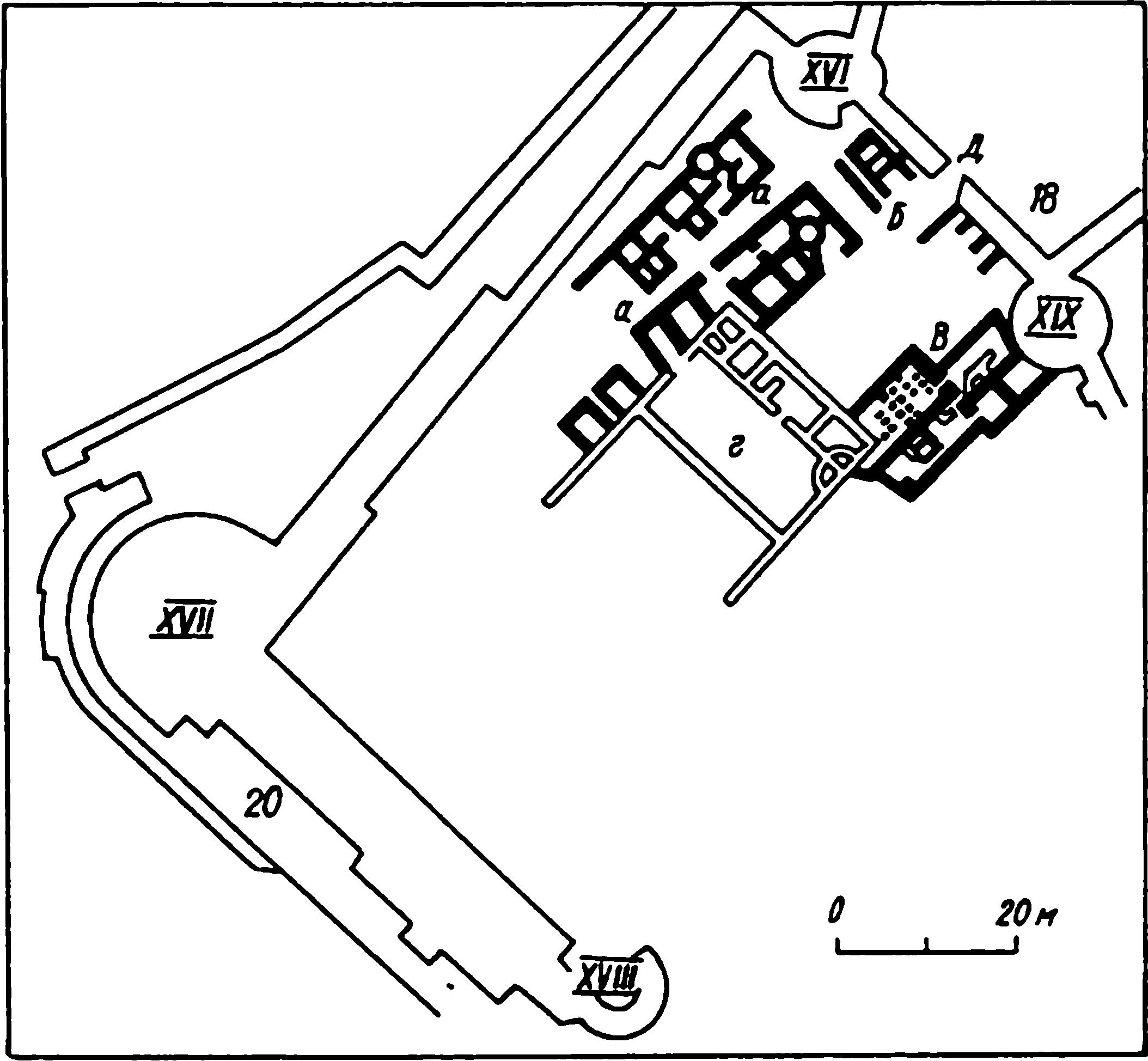 Схема херсонес таврический