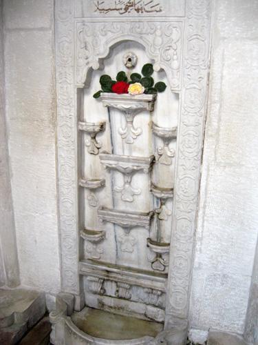 Бахчисарайский фонтан слёз