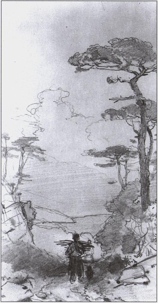 Рисунки художника о.в васильева