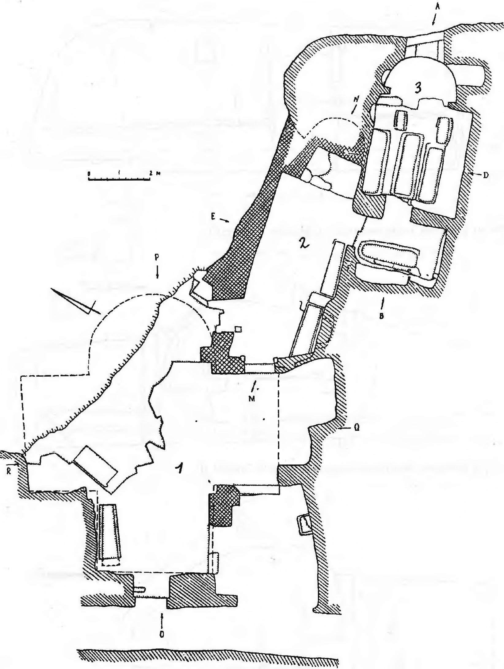 храм святой софии схема план