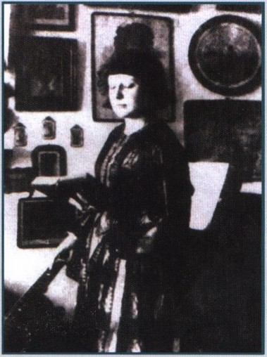 М. Цветаева. Феодосия. 1914 г